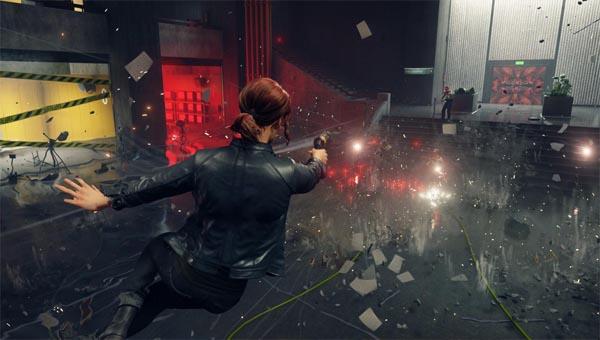 Убойный 18 минутный геймплей игры Control