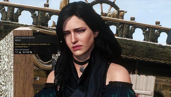 Йеннифер – Ведьмак