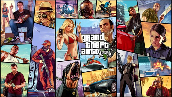 игра Grand Theft Auto