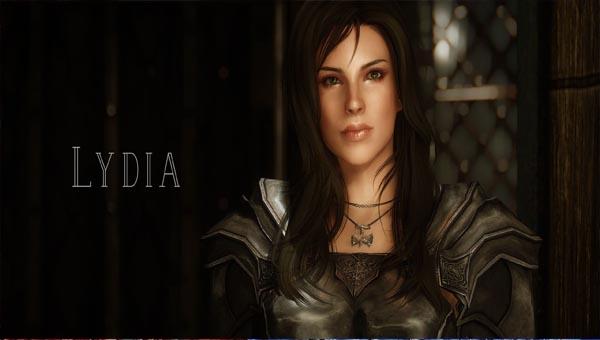 Лидия — Skyrim