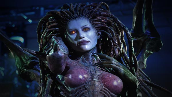Сара Керриган – Starcraft