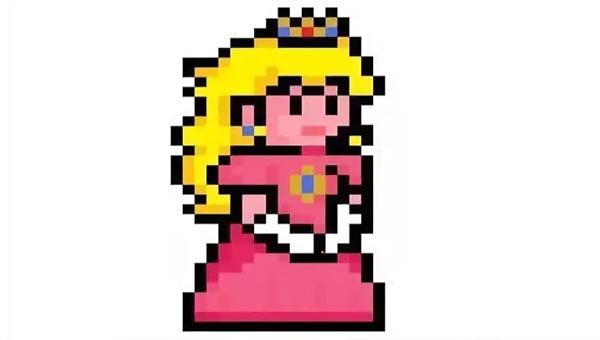 Принцесса Пич – Марио