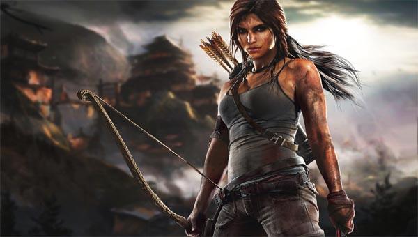 Лара Крофт - Tomb Raider