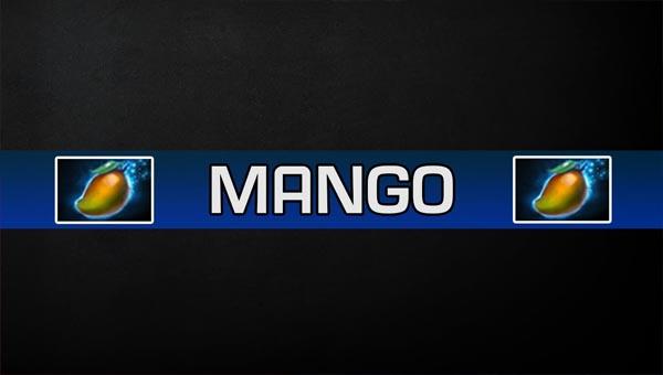 Enchanted Mango дота 2