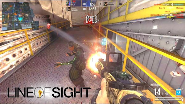 игра Line of Sight