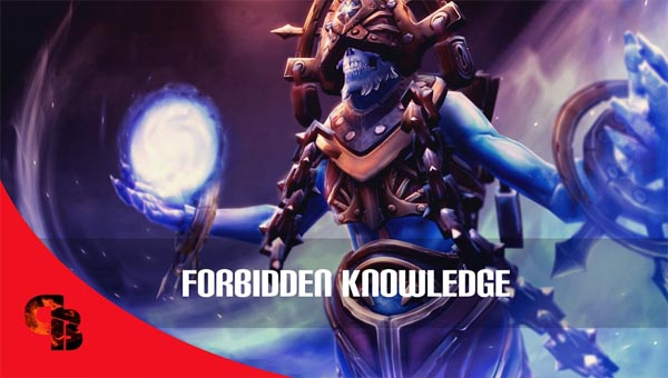 Tome of Knowledge дота 2