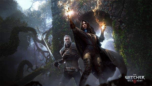 игра The Witcher 3