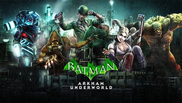 игра Batman: Arkham