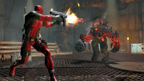 Deadpool игра