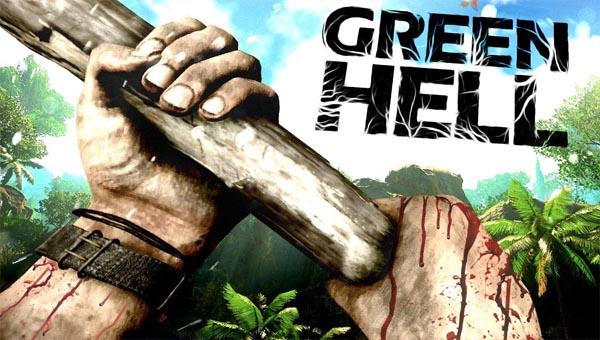 Green Hell игра