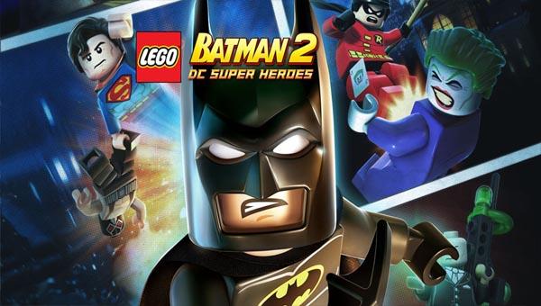 Lego Batman 2 игра