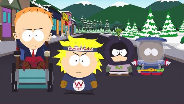 South Park игра