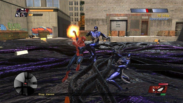 Spider-Man:Web of Shadows