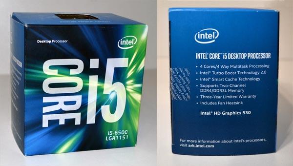 процессор i5 6500