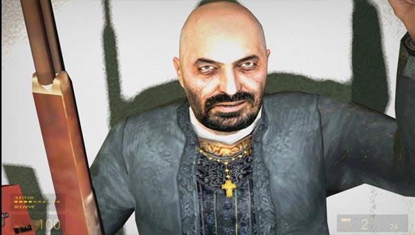 Игра Half-Life 2 – Отец Григорий