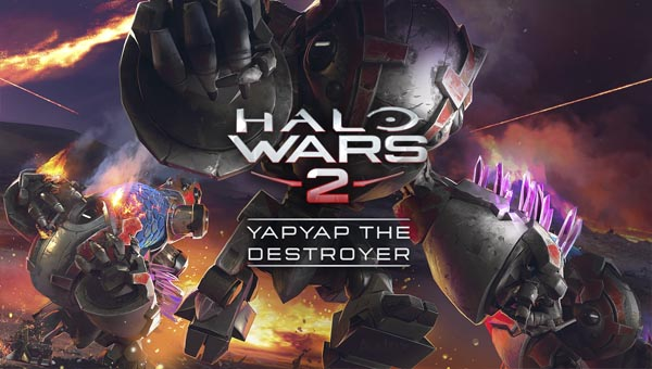 игра Halo wars 2