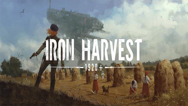 игра Iron Harvest
