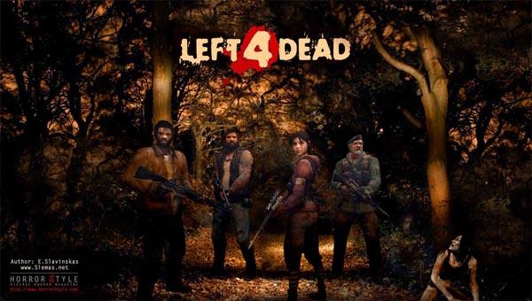 Left 4 Dead 2008 года