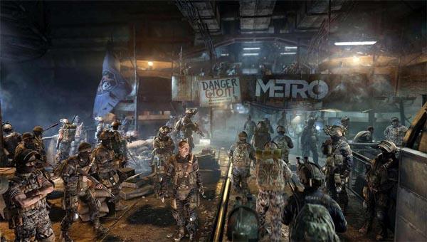 Metro: Last Light игра