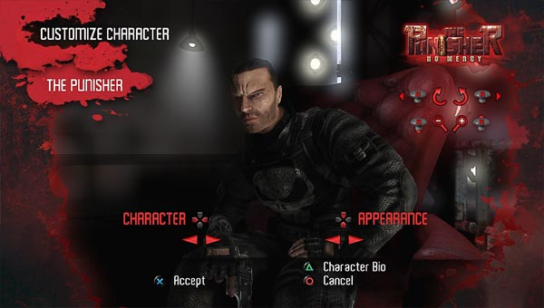 игра ThePunisher