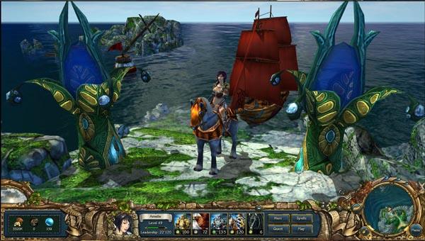 King's Bounty игра