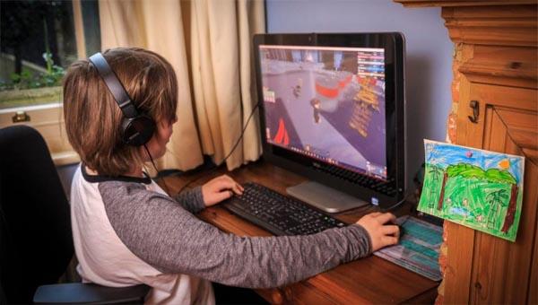 Компьютерные игры, их влияние на детскую психику