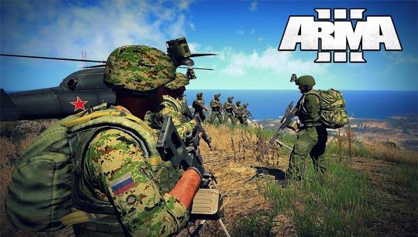 игра ARMA 3