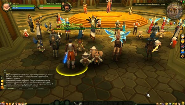 Allods Online игра