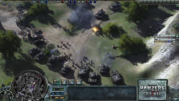 Codename Panzers игра