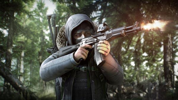 хардкорная онлайн-игра от 1-го лица Escape from Tarkov