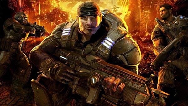 Gears of War игра