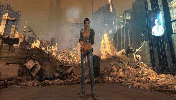 Half-Life игра