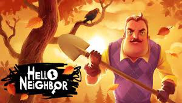 Hello Neighbor игра