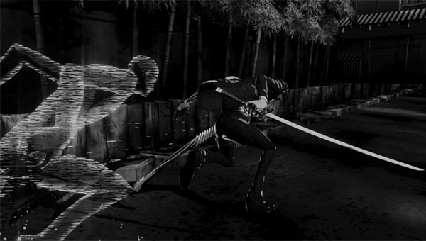 Killer is Dead - Гнев и похоть: искусные скриншоты