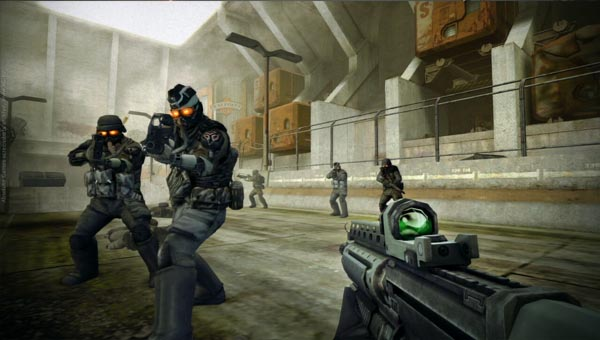 Killzone-1 игра