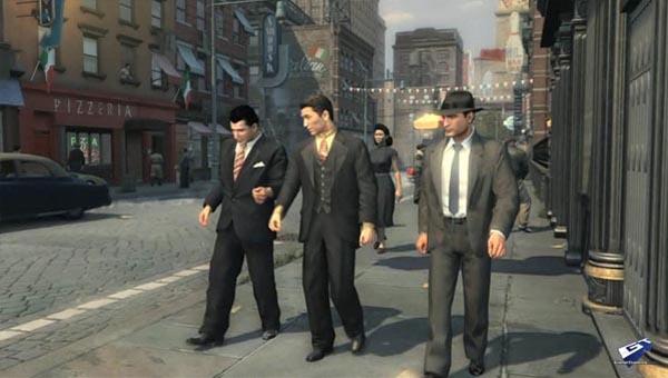 игра пк Mafia