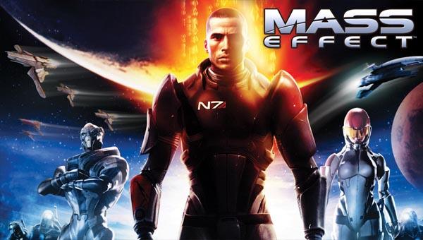 Mass Effect игра
