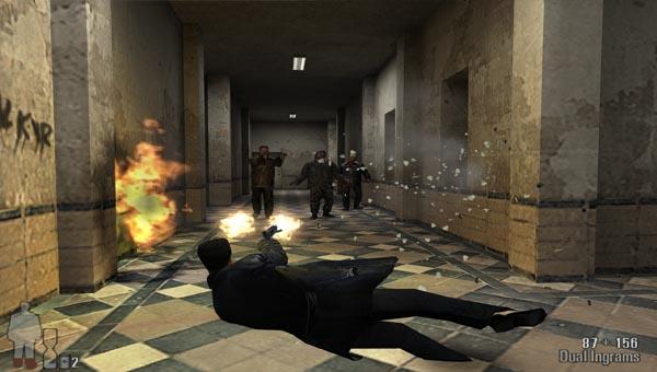 Max Payne игра