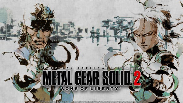 Metal Gear Solid 2: Sons of Liberty игра