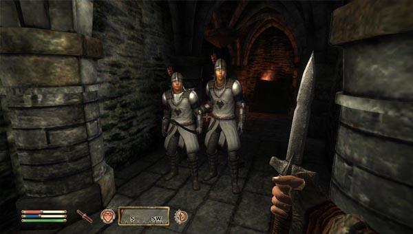 Oblivion игра