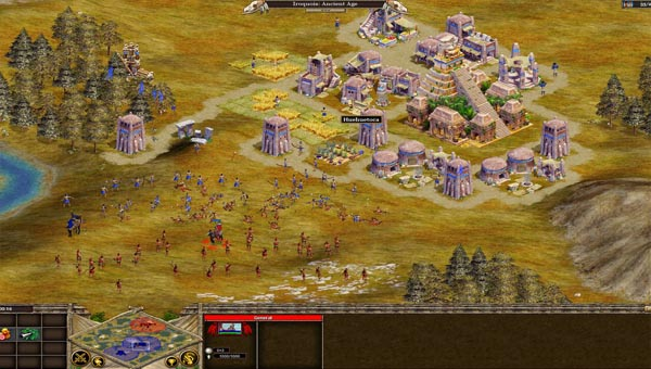 Rise of Nations стратегия
