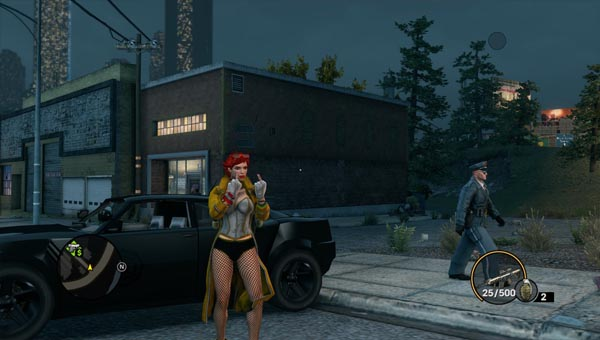 Saints Row игра