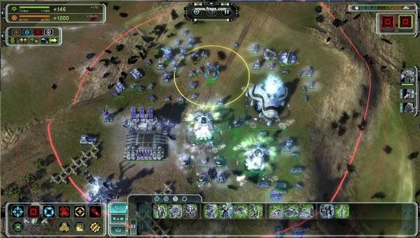 Supreme Commander игра