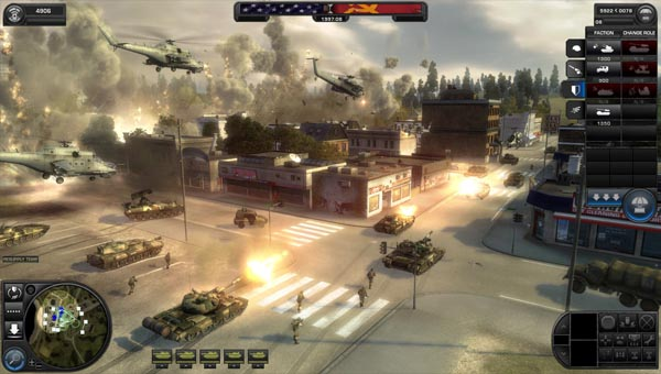 World in Conflict игра