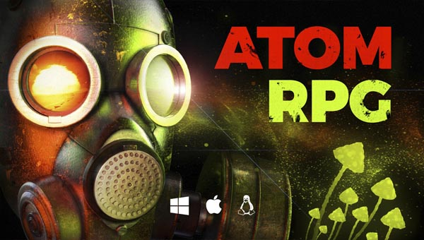 игра ATOM RPG