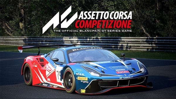 Assetto Corsa Competizione игра