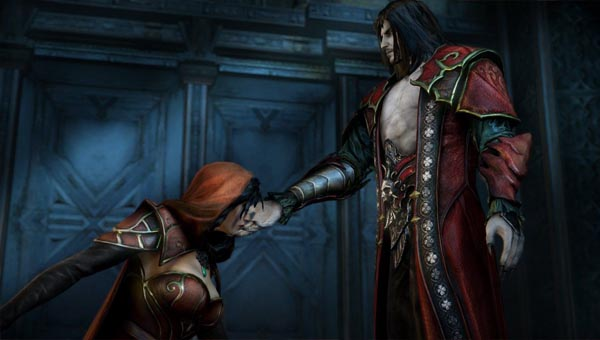 Castlevania: Lords of Shadow игра
