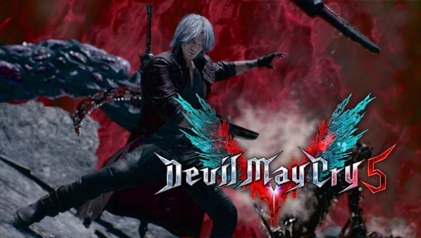 Devil May Cry 5 игрулька