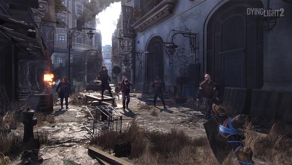 игра Dying Light 2
