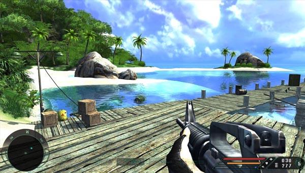 Far Cry 1 игра